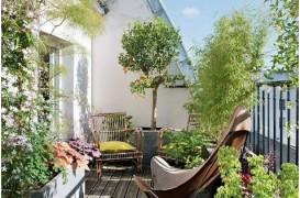Balconul – colţul tău de relaxare. Cum să te bucuri de el cât mai mult