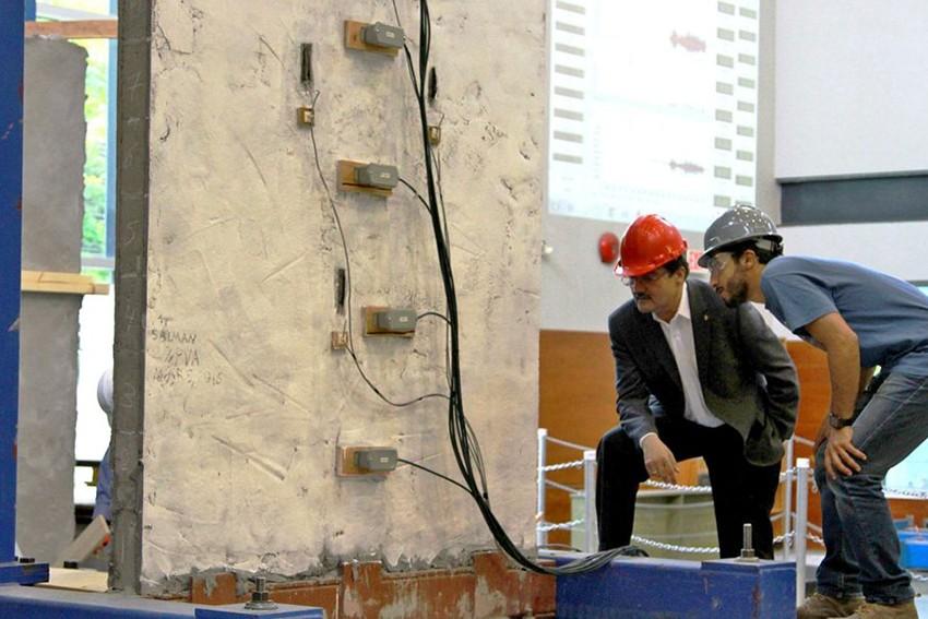 Noul beton care face clădirile să reziste la cutremure de 9 grade magnitudine