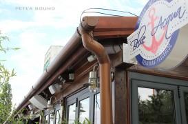 Sonorizare restaurant și terasă Blue Aqua Mamaia