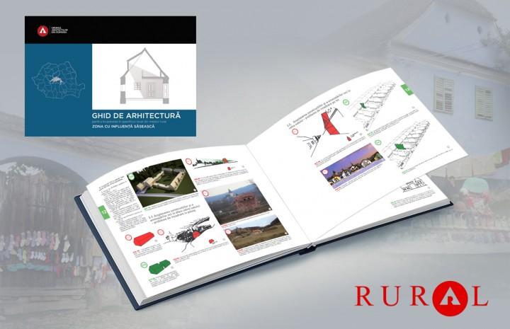 Zona Săsească. Ghid de arhitectură pentru încadrarea în specificul local din mediul rural
