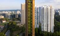 O clădire în care fiecare apartament are propria grădină luxuriantă Numita EDEN cladirea construita in cartierul