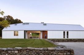 Casa Compass, luminoasa si eficienta energetic