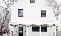 Cum îți decorezi casa de Crăciun? Idei simple pentru un exterior festiv Simti ca ai vrea