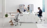 Scaune ergonomice de calitate pentru birou şi sănătatea angajaţilor tăi Dotează spațiile de lucru ale angajaților