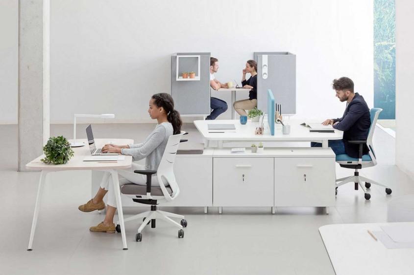 Scaune ergonomice de calitate pentru birou şi sănătatea angajaţilor tăi