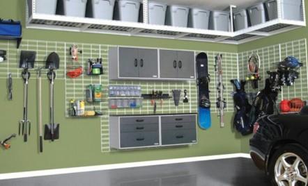 Soluții practice pentru organizarea unui garaj