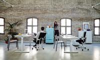 TNK FLEX - Scaunul de birou inspirat de mișcările tale