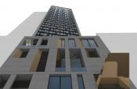 Cel mai înalt hotel modular din lume va fi asamblat în 90 de zile AC Hotel NoMad, un proiect