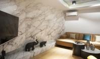Sufragerii moderne in stil minimalist Amenajarile interioare ca si cele exterioare se dovedesc de ani buni