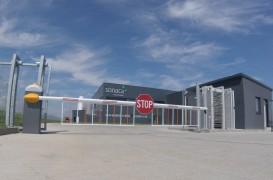 Sistemul de control acces angajați Came de la Sonaca Aerospace Transilvania după 3 ani - stare