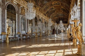 Un tur virtual al Palatului Versailles deosebit de detaliat (Video)