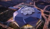Penetron - stadionul Mercedes Benz Cel mai nou stadion din Liga Profesionista de fotbal american NFL