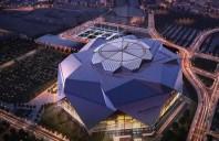 Penetron - stadionul Mercedes Benz