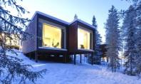 Arctic TreeHouse Hotel - 32 de structuri elevate pentru a minimiza impactul cu mediul Un hotel