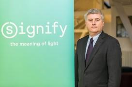 Signify contribuie la transformarea digitală a industriei iluminatului