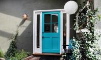 Ce culori se potrivesc pentru ușa de la intrare în casă Usa de la intrare in