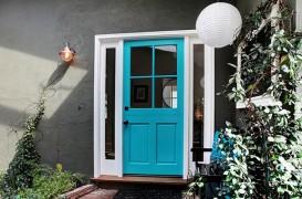 Ce culori se potrivesc pentru ușa de la intrare în casă