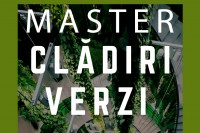 """Noul master de la Facultatea de Construcții din cadrul Universității Tehnice din Cluj-Napoca: """"Masterul Clădiri Verzi"""""""