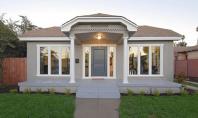O casa din 1919 isi actualizeaza stilul Aceasta casa a fost transformata pentru ca estetica exterioara