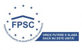 Federația Patronatelor Societăților din Construcții va invită la conferința Legislația blochează investițiile