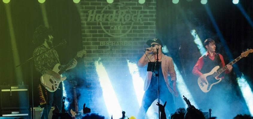 Cum a reușit Hard Rock Cafe București să obțină o sonorizare impecabilă