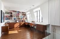 Cum amenajezi biroul de acasă astfel încât să se poată lucra în doi - 15 idei Indiferent daca tine de spatiu, de modul de aranjare sau de atmosfera creata, acest birou trebuie sa fie in primul rand eficient si sa le ofere celor doi