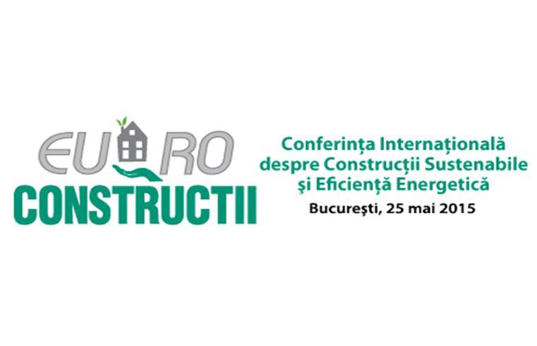 Conferinta Internationala despre Constructii Sustenabile si Eficienta Energetica EURO - Constructii