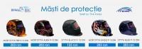Vara asta ne protejăm de stropii de sudură cu măștile de protecție MOST - promoție până pe 31 iulie