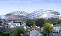 Transparenta si estetica desavarsita la Aviva Stadium cu panourile din policarbonat - Palsun Unul dintre cele