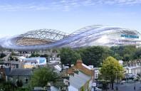 Transparenta si estetica desavarsita la Aviva Stadium, cu panourile din policarbonat - Palsun