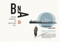 Programul Bienalei Nationale de Arhitectura 2016