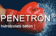 PENETRON - tratamente de impermeabilizare la uzina de tratare a apelor