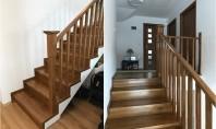 Instructiuni pentru pregatirea suprafetei inaintea montajului scarilor din lemn masiv Intr-o constructie noua scara din lemn