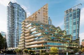 Cea mai înaltă clădire din lemn hibrid, care se mândrește cu cele mai scumpe apartamente