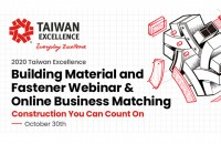 Innovative webinar for the Building Material and Fastener Industries