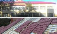 RoofArt promisiune onorata un acoperis in dar la o gradinita din Campulung Moldovenesc In luna octombrie