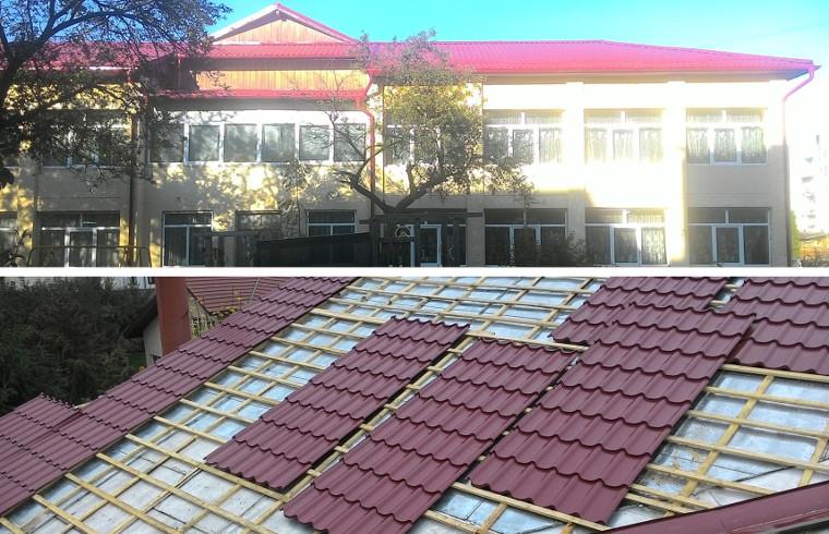 RoofArt, promisiune onorata: un acoperis in dar la o gradinita din Campulung Moldovenesc
