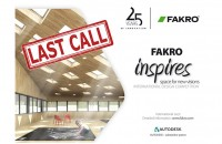 Competitia de design FAKRO Inspires - Space for New Visions