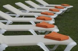 Șezlongul EVA PRO, recomandarea anului pentru plajă