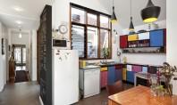 Casa Colorata din Melbourne desemnata cel mai eco-interior din Australia Locuinta din Melbourne a fost gandita