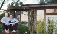 O casă sustenabilă de tip Earthship construită cu mai puțin de 10 000 de dolari Folosind