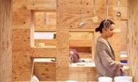 Un apartament modulabil in functie de nevoile spatiale ale locatarilor Echipa de la Studio_o1 a regandit