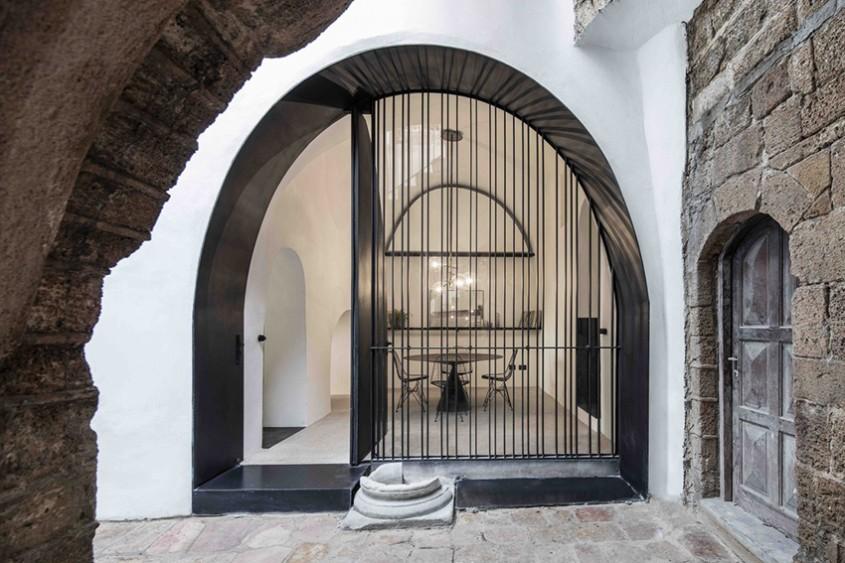 Cum a fost transformată o locuință veche de secole într-un spațiu modern