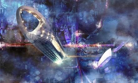 Un lift ca un roller coaster care poate revoluționa designul clădirilor