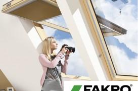 Oferta FAKRO pentru ferestre de mansarda - Gratioasele FYP sub lupa vacantei