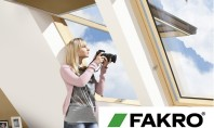 Oferta FAKRO pentru ferestre de mansardă - Grațioasele FYP sub lupa vacanței Cu totii stim ca