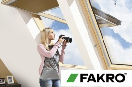 Oferta FAKRO pentru ferestre de mansardă - Grațioasele FYP sub lupa vacanței