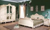 Mobila de dormitor din lemn masiv standard sau la comanda? Venind in intampinarea celor mai inalte