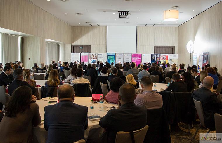 Mediul de afaceri din Brasov, la conferinta Business (r)Evolution
