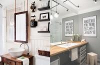 Idei pentru oglinzi deosebite in sala de baie